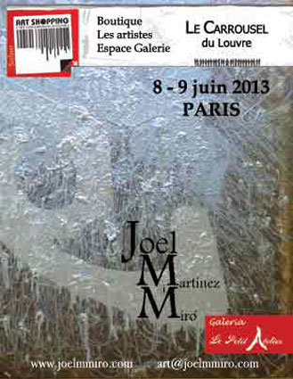 art shpping paris joelmmiro